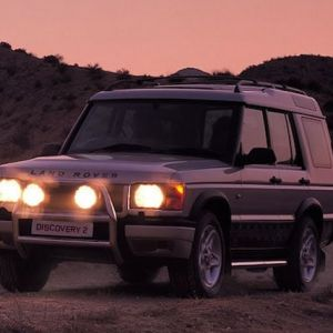 Land Rover Discovery 2 ('98-04')