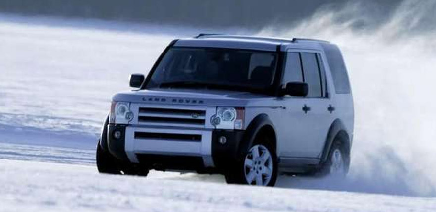 Land Rover Discovery 3 ('04-09')