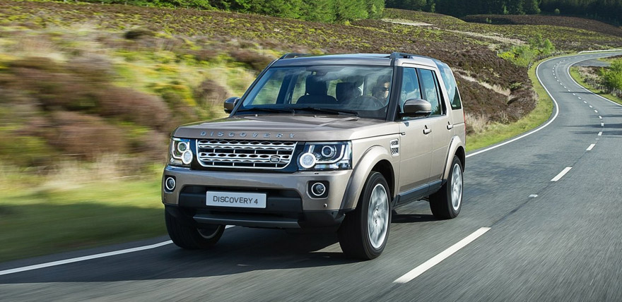 Land Rover Discovery 4 ('09-'16)