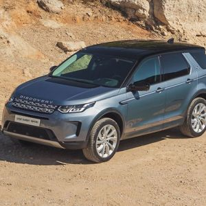 Nye Land Rover Discovery Sport