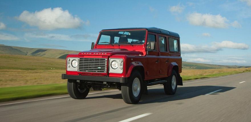 Land Rover Defender ('99-'16)